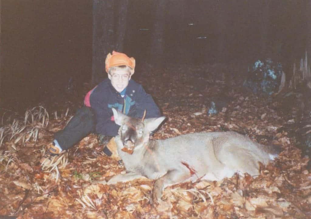 My First Deer!