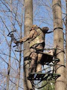 Josh Bow Hunting