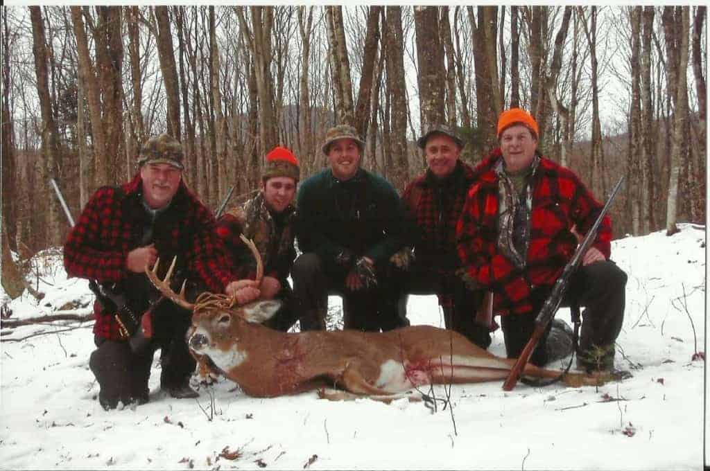 Jim's deer