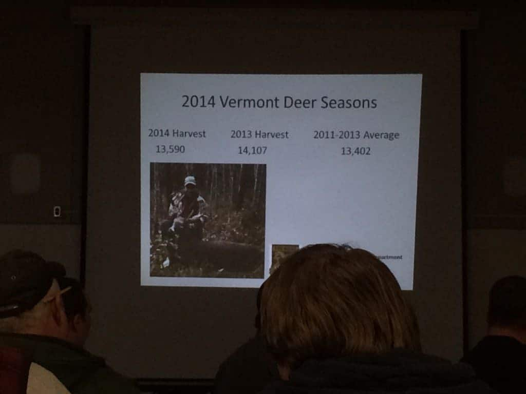2015 Deer Meeting