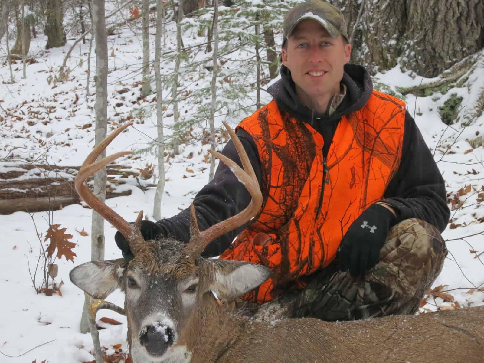 Vermont Buck, Deer Season
