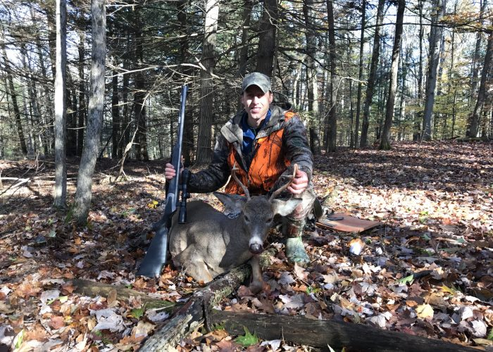 New Hampshire Hunting Season Update #4 – Tag Filled!
