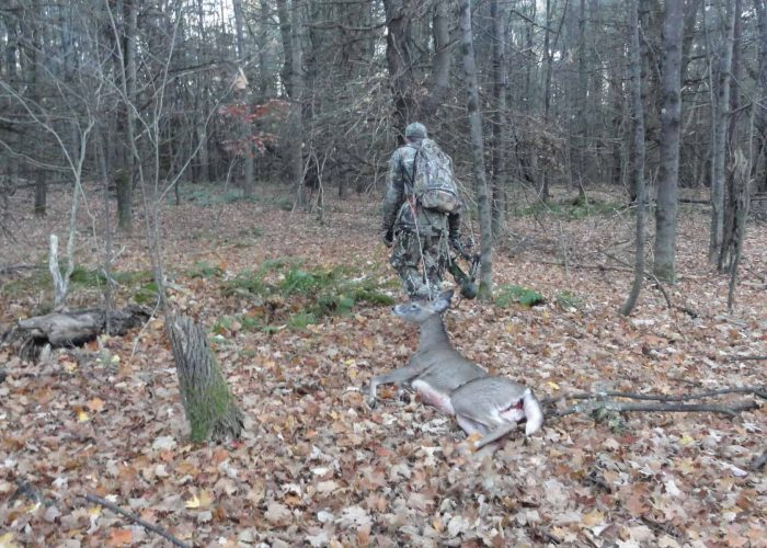 10 Reasons You Should Allow Your Hunting Partners The Privilege Of Field Dressing And Dragging Out Your Deer
