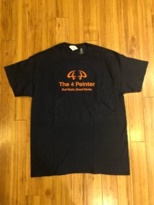 Hunting T Shirt, Vermont, Deer Hunting, Deer Stories,
