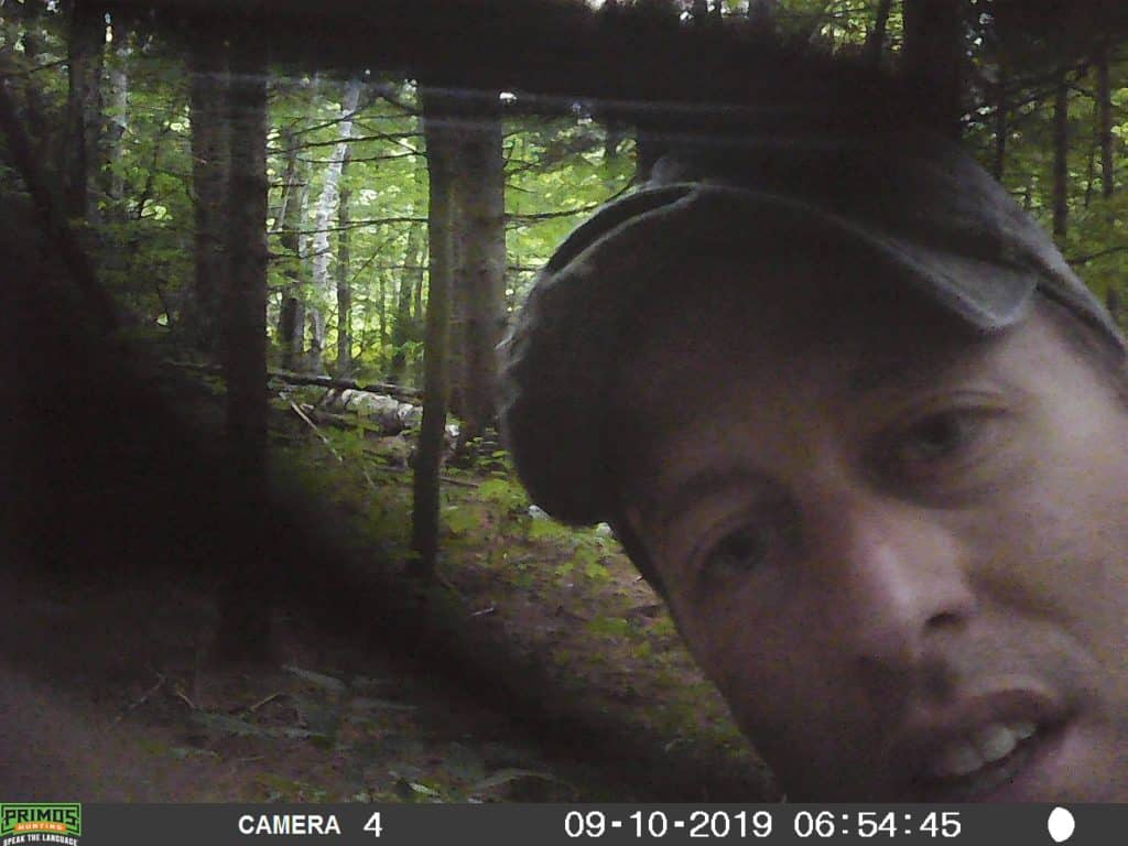 Trail Camera, Hunting, Vermont, New  Hampshire, Archery, Rifle, Deer