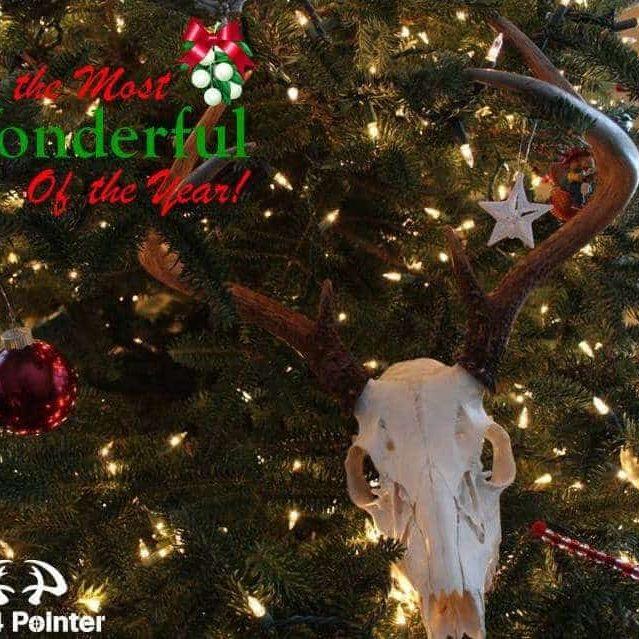 Christmas, Hunter, Hunting, Deer Hunting